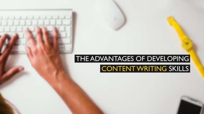 Content Writing